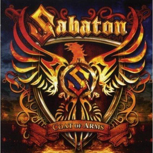 Sabaton - Coat of Arms [CD]
