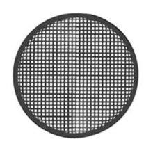 Metra Universal Metal Woofer Grille 85-9010