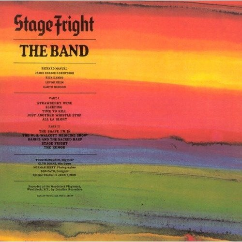 The Band - Stage Fright [CD]