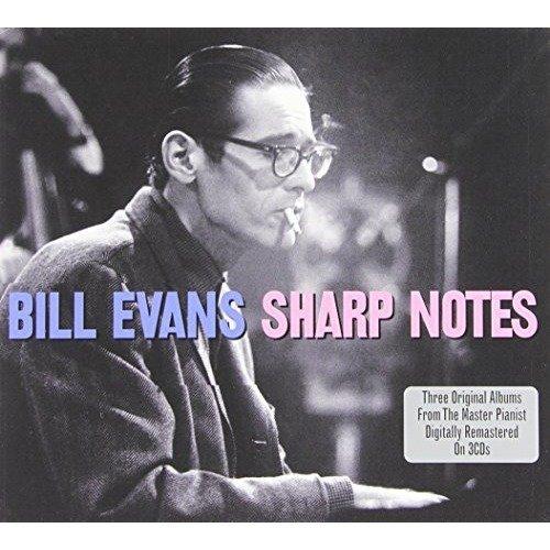 Bill Evans - Sharp Notes [CD]