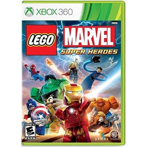 Xbox 360 - Lego Marvel Super Heroes
