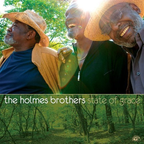The Holmes Brothers - State of Grace [CD]