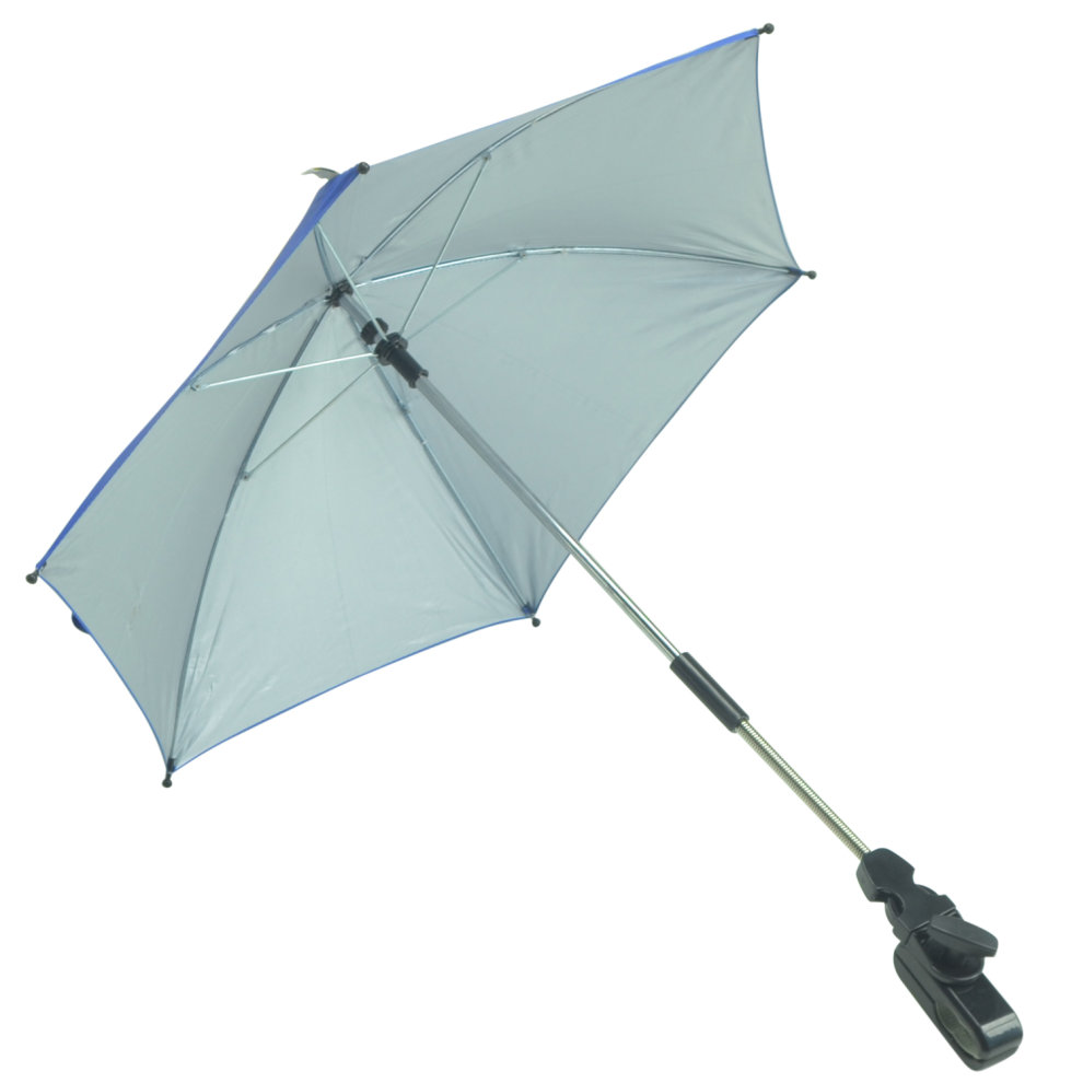 For-Your-little-One Parasol Compatible with Quinny Freestyle Parasols Grey