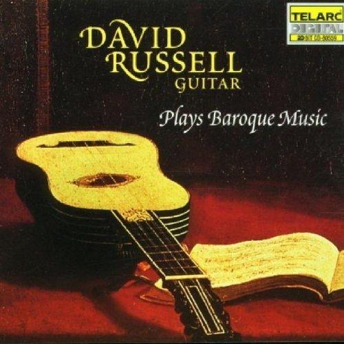 Russell David - Plays Baroque Music [CD]