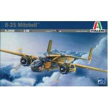 2650 1/48 B-25 Mitchell TSM6201 by Italeri
