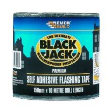 Everbuild FLAS450 Black Jack Flashing Trade Pack 10 Metre x 450mm