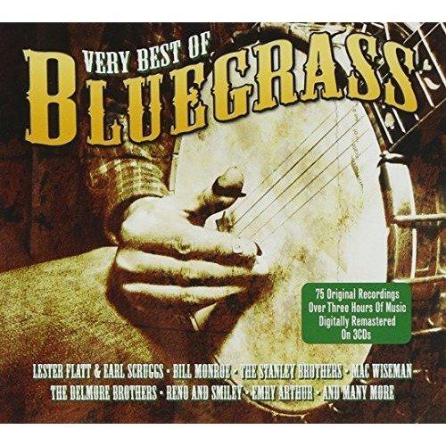 Very Best of Bluegrass Box Set Audio Cd Various