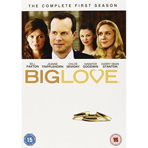 Big Love Season 1 DVD [2008]