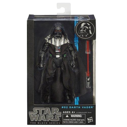 "Star Wars The Black Series   Darth Vader Action Figure 6"""