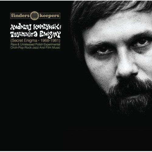 Andrzej Korzynski - Secret Enigma [CD]