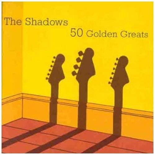 The Shadows - 50 Golden Greats [CD]