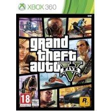 Grand Theft Auto V (Xbox 360) - Used