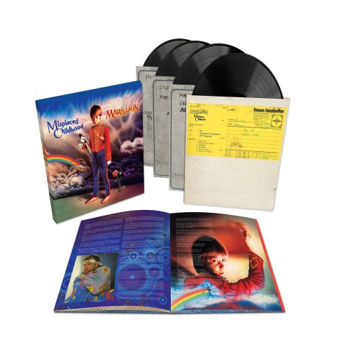 Misplaced Childhood (Deluxe Edition) [VINYL]