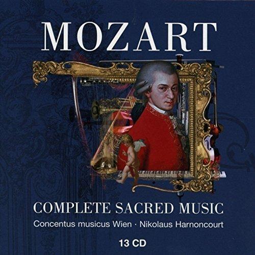 ozart - Mozart: Complete Sacred Music [CD]