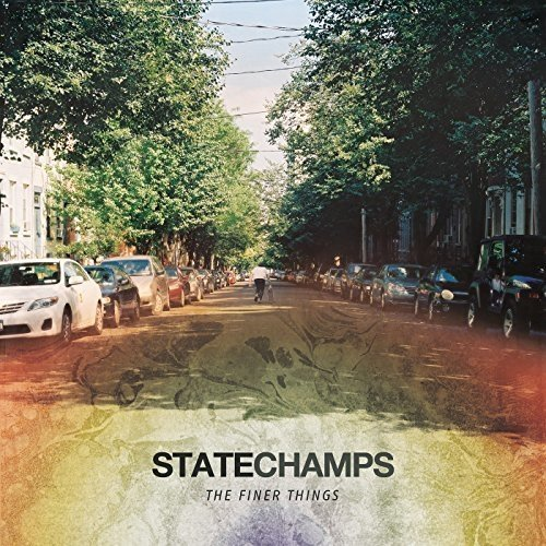 State Champs - the Finer Things [CD]