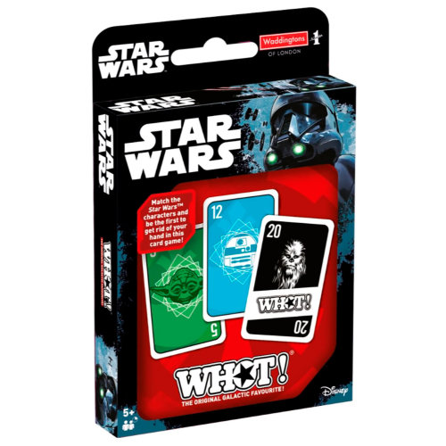 Star Wars WHOT! Card Game