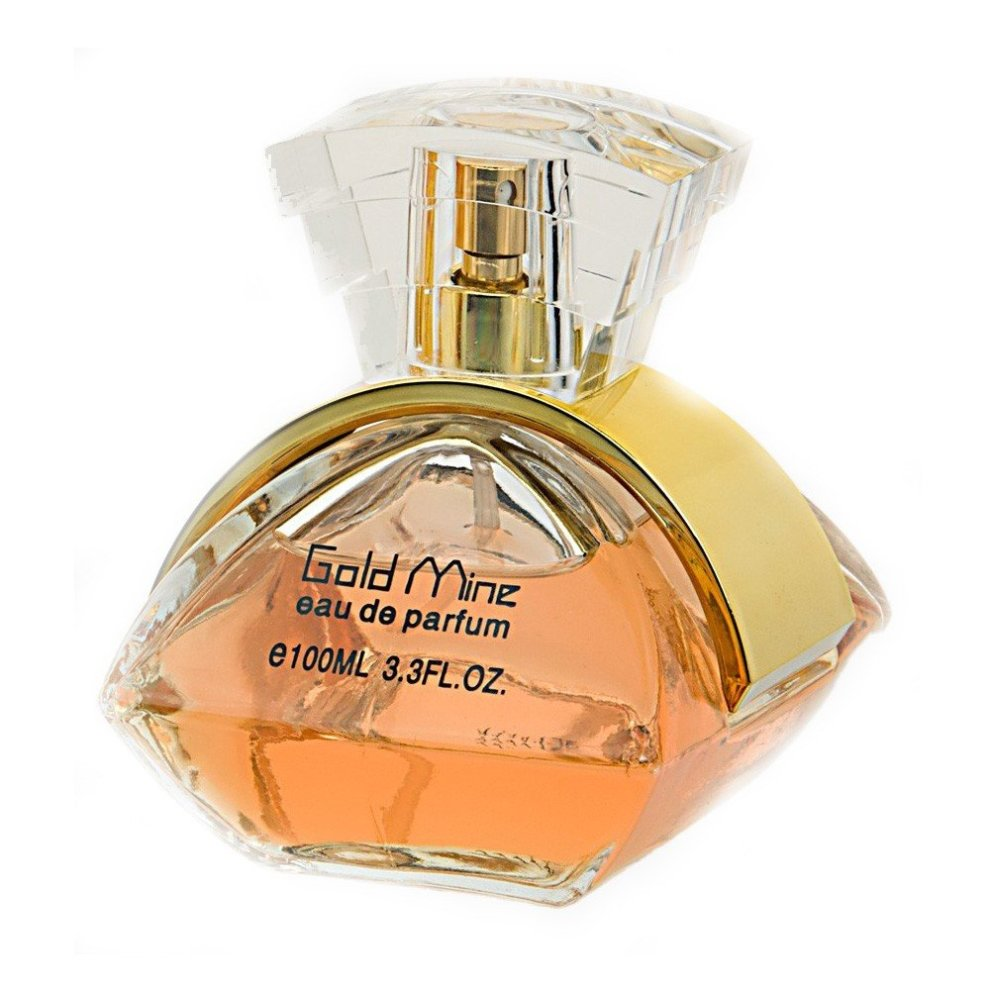 GOLD MINE PERFUME FOR WOMEN 3.3 OZ
