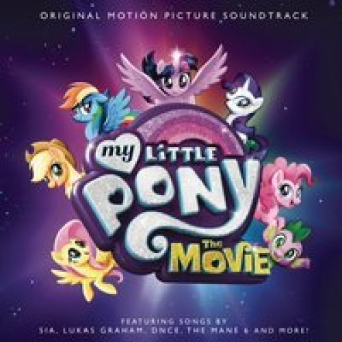 Various - My Little Pony: The Movie (Original Motion Picture - CD