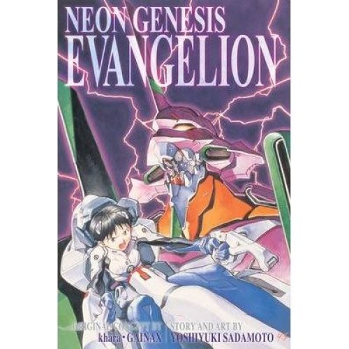 Neon Genesis Evangelion 3-in-1 Edition, Vol. 1: Vols. 1, 2 & 3