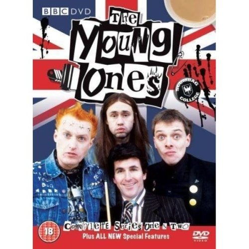 The Young Ones Series 1 to 2 Complete Collection DVD [2007]