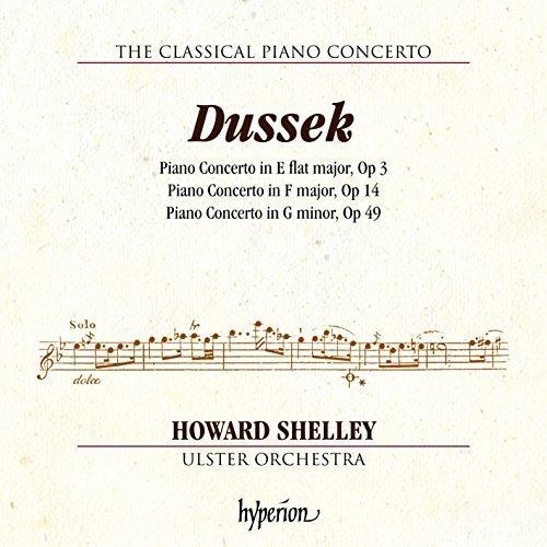 Howard Shelley - Dussek: Piano Concertos [CD]
