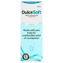 Dulcosoft Oral Solution 250ml - Flavourless