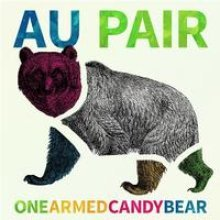 Au Pair-One Armed Candy Bear -