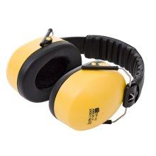 Proforce EP02 Yellow Headband SupaMuff Ear Defenders Ear Protectors SNR 30dB