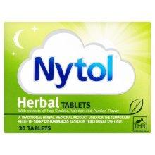 Nytol Herbal Tablets , 30 Tablets