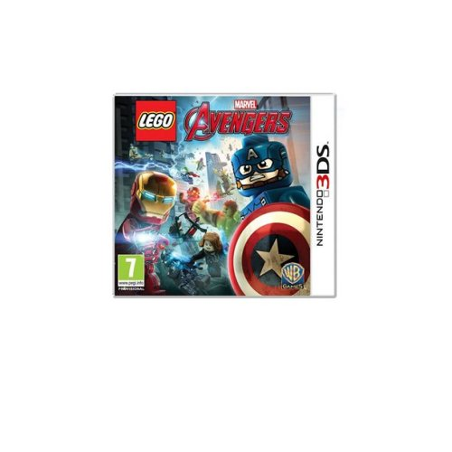 LEGO Marvel Avengers Nintendo 3DS
