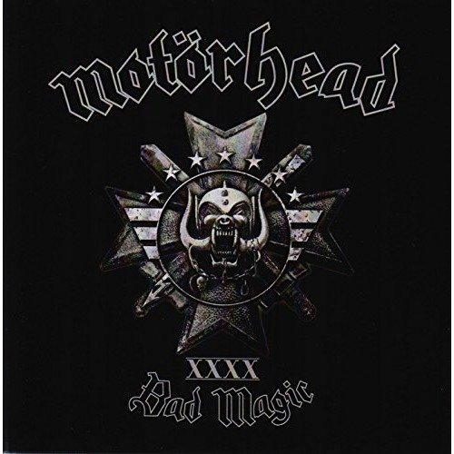 Motörhead - Bad Magic [CD]