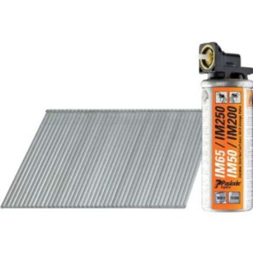Paslode Angled Brad Nail Fuel Pack F16 x 63mm Galv QTY 2,000