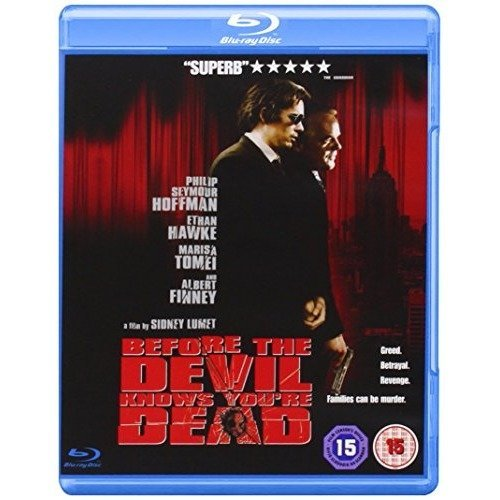 Before The Devil Knows You're Dead Blu-Ray [2008]