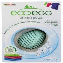Ecoegg Dryer Egg Soft Cotton 2 Pieces