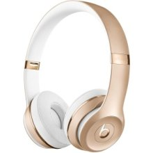 Beats by Dr. Dre Solo3 Wired/Wireless Bluetooth Stereo Headset - Gold