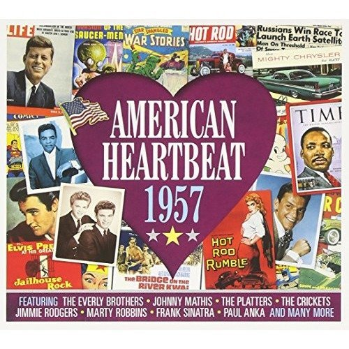 American Heartbeat 1957 (2cd) - V/a