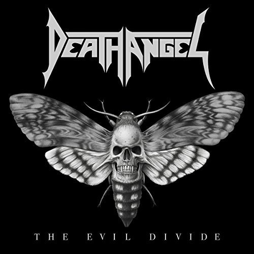Death Angel - the Evil Divide (bonus One Dvd) [CD]