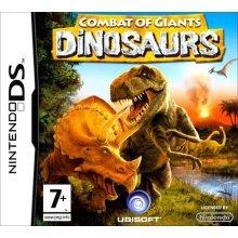 Dinosaurs: Combat Of Giants (Nintendo DS) - Used