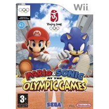 Mario & Sonic at the Olympic Games (Wii) - Used