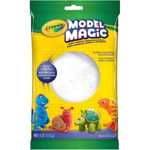 4oz Crayola Model Magic White | Model Magic Arts and Crafts
