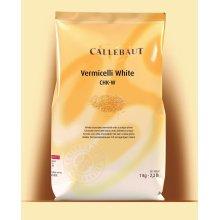 Callebaut white chocolate vermicelli 1kg