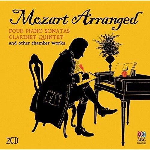 Australia Ensemble - Mozart: Mozart Arranged [CD]