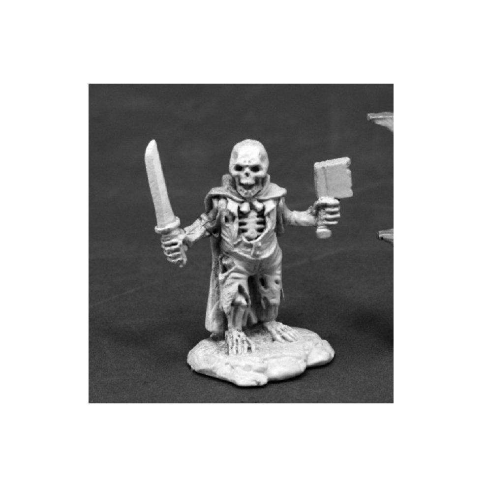 Dark Heaven Legends Reaper 03815 Skeletal Halfling