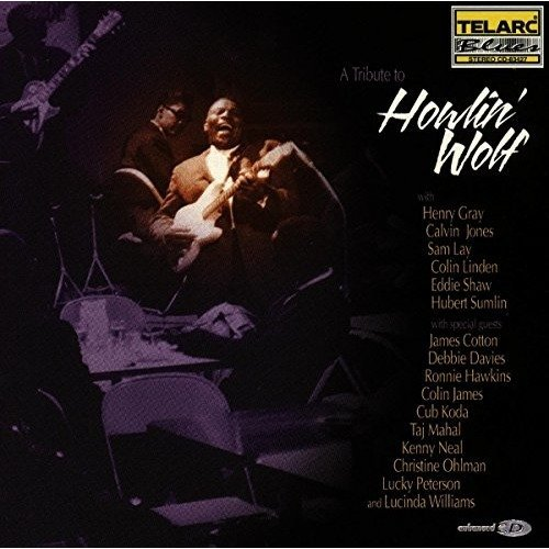 Howlin Wolf - a Tribute to Howlin Wolf [CD]