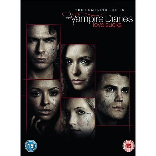The Vampire Diaries Seasons 1 to 8 Complete Collection DVD [2017]