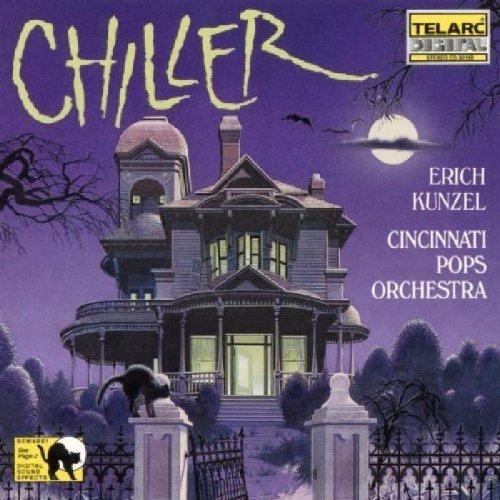 Cincinnati Pops Orchestra and Erich Kunzel - Chiller [CD]