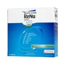 Bausch and Lomb Renu  Multiplus 3 X 240ml