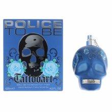 Police To Be Tattooart Man Eau de Toilette Spray 125ml