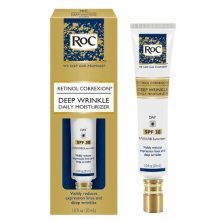 RoC Deep Wrinkle Daily Moisturizer SPF30, 1 Oz