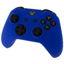 Blue Silicone Skin for Xbox One Controller - Case Cover Gel Rubber Protective